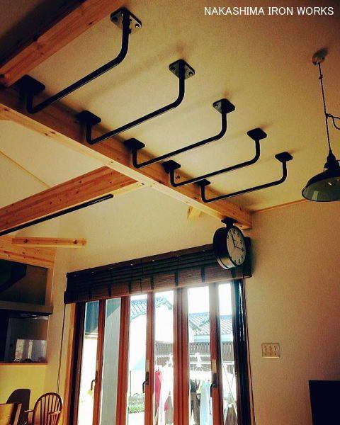 雲梯 うんてい スチール空間設計 中島鉄工建設 螺旋階段 鉄骨