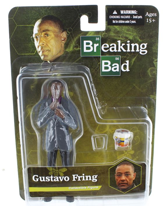 """Breaking Bad 6"""" Action Figure Gus Fring"""