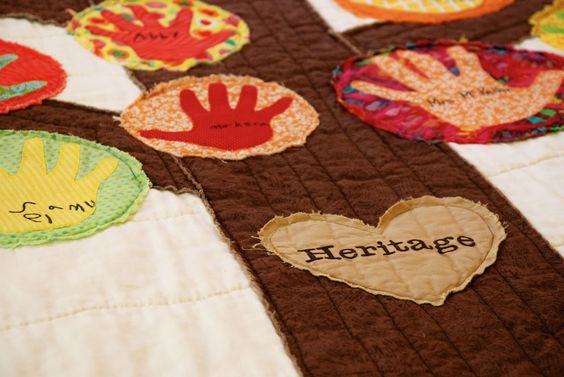 A Capricious Perspective: A Kindergarten Quilt
