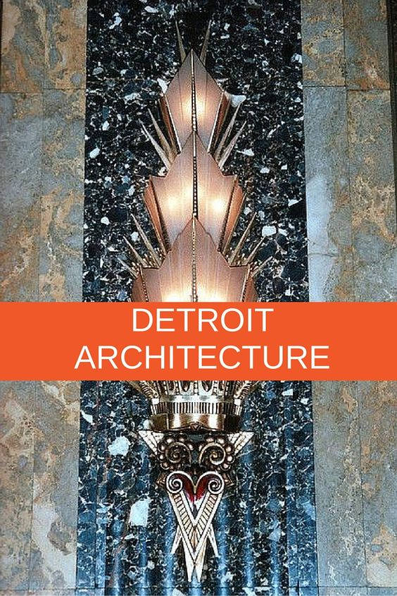 Fisher Building - Detroit, Michigan...... Wow!