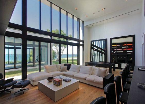 Waterfront Villa in Miami Beach by Ralph Choeff