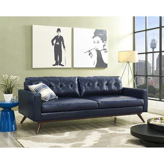 Chọn nơi bán sofa da thật tphcm màu xanh nhẹ nhàng