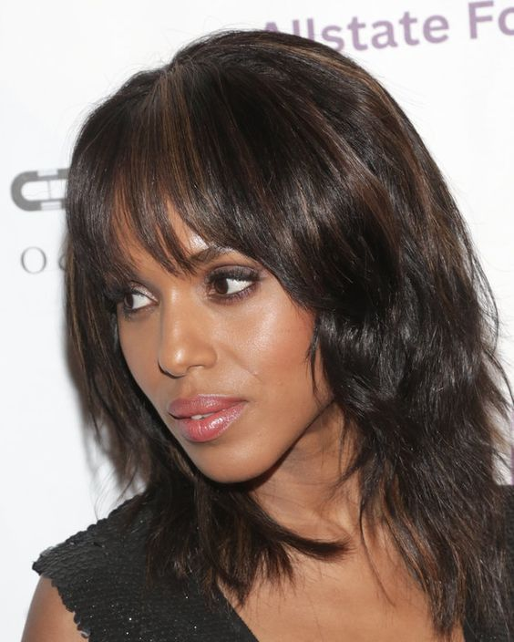 Here S What Kerry Washington Packs For Long Flights