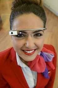 Disso Voce Sabia?: Google Glass é usado em aeroporto para facilitar embarque