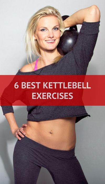 6 Best Kettlebell Exercises