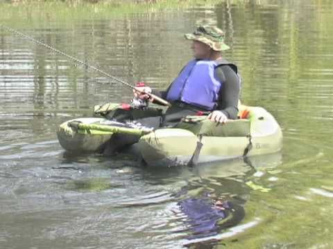 Classic accessories cumberland float tube product review for Float tubes for fishing