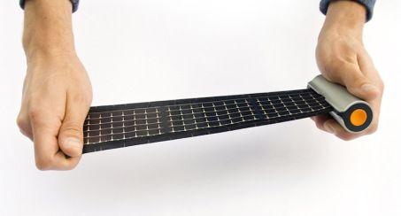 Cargador solar enrollable1
