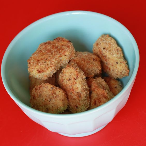 Wholesome & Tasty #Chicken Nuggets Made With Your