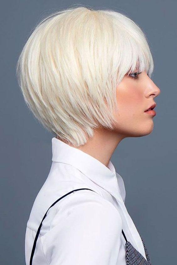 Image Result For Long Blonde Pageboy Hairstyles Frisuren Haarschnitt Blonde Haare Mit Strahnen