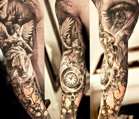 45+ Tatouage ange gardien avant bras trends