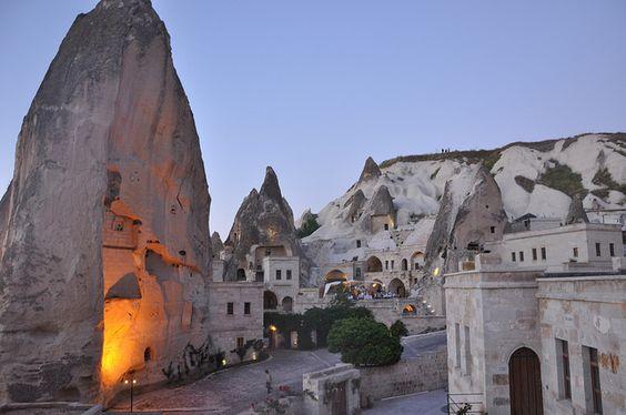 Hotel Anatolian Houses - Capadocia - #Turkey