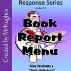 In today's world of education, giving students choice is always the clear path to take! This Book Report Menu Kit is just what you need to get your students excited about book reports again! ($)