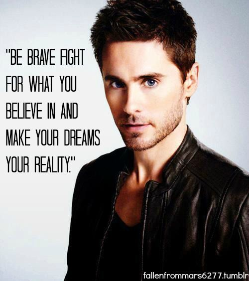 jared leto quotes jared leto and quotes on pinterest