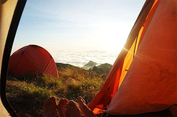 Mt Rinjani | Our Feet on the Earth