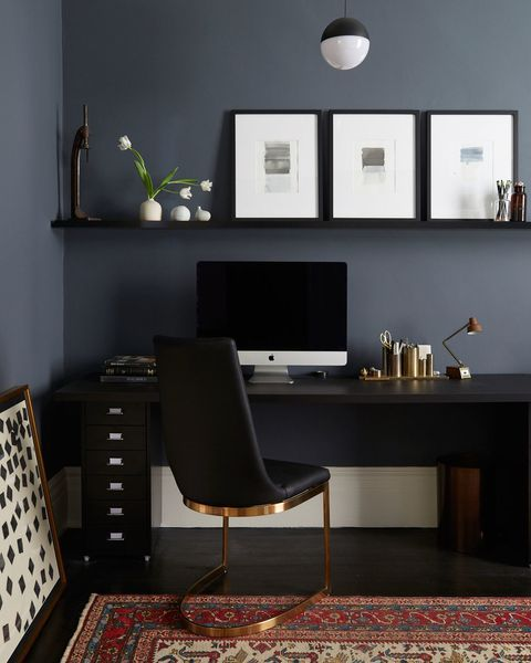 The Secret To Being More Productive At Home An Amazing Home Office Penyimpanan