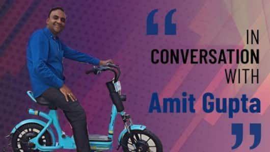 Newsbytesexclusive Yulu The Start Up Reshaping Urban Mobility With E Bikes Ebike Bike Urban