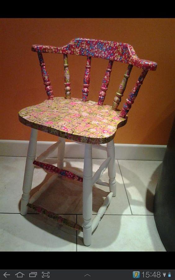 Sarah's chair