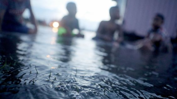 Sea Level Rise Alone Threatens to Crush the Global Economy