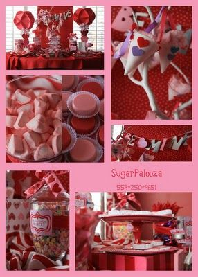 V-day Candy Bar