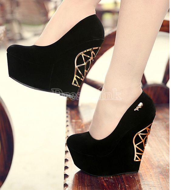 Wedge Heel Shoes For Women