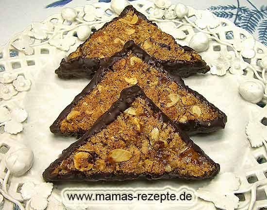nussecken (nut corners) recipe