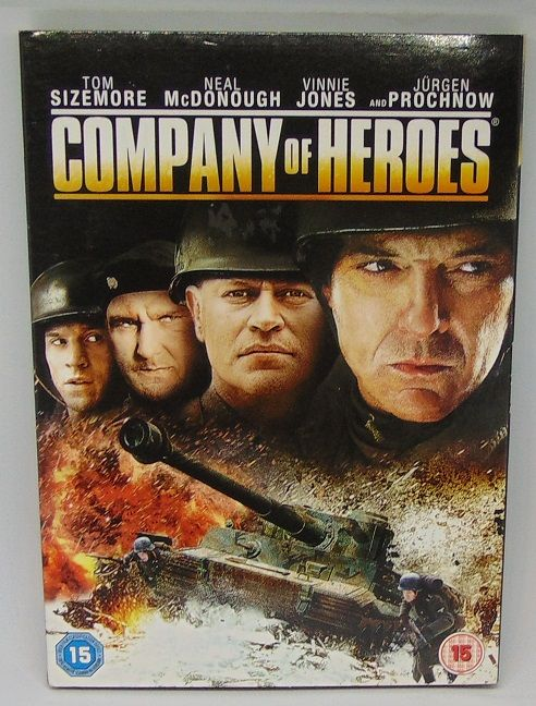 Pin By Devilin Disguise On War Movie Dvd Collection Company Of