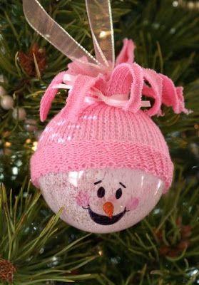 Jill's Jems: CHRISTMAS CRAFTS & SNOWMEN