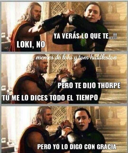 Pin De Elenatrolla En Tom Hiddleston Tom Hiddleston Loki Memes