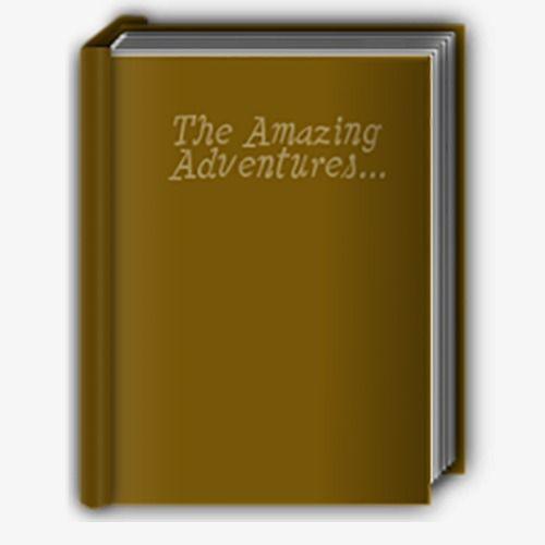 كرتون كتب Cartoon Books Amazing Adventures Books