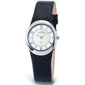 Buy Skagen Leather Strap Women#039;s Watch 564XSSLB8  in India online. Free Shipping in India. Latest Skagen Leather Strap Women#039;s Watch 564XSSLB8  at best prices in India.