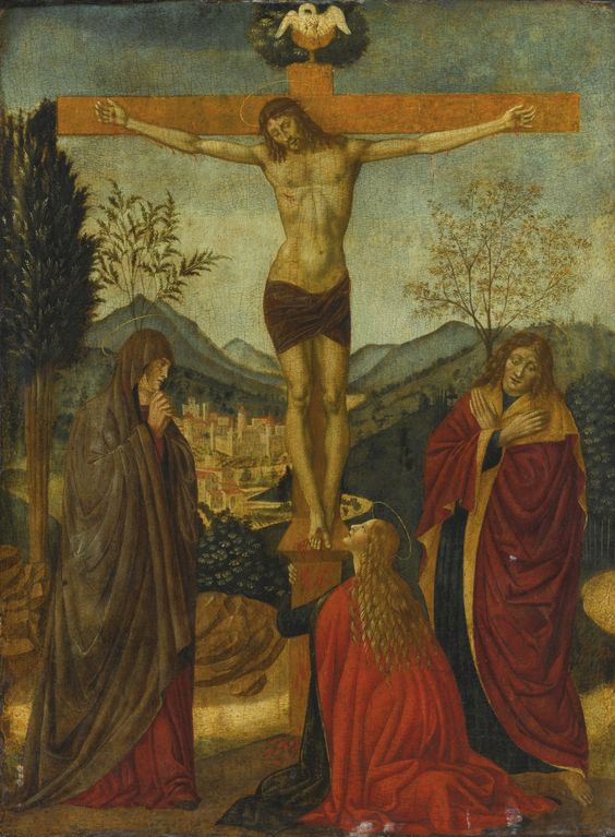 gozzoli, alesso the crucifixion, wi | children | sotheby's n09515lot7y566en: