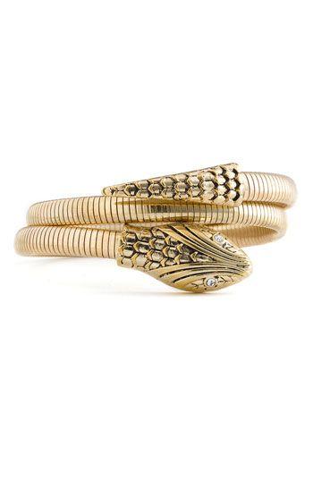 Spring Street Design Group Snake Coil Bracelet