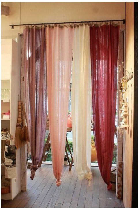 Boho Chic And Cheap Decorating Ideas For Any Home Home Decor Ideas Rustic Curtains Cheap Decorating Ideas In 2020 Stylish Curtains Boho Curtains Rustic Curtains