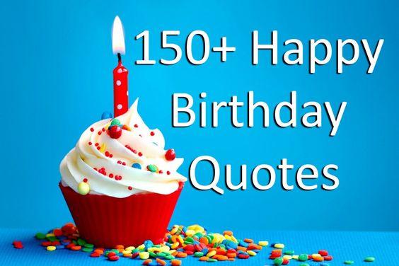 Pinterest Birthday Quotes: Happy Birthday Quotes, Birthday Quotes And Happy Birthday