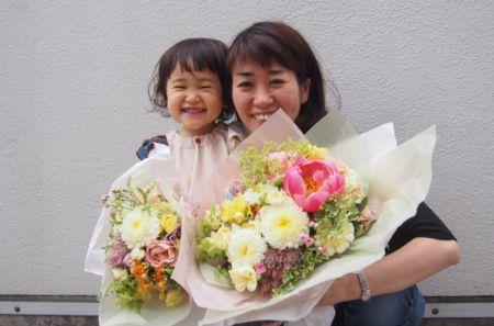お花をお届けしたのは 2011年6月18日。 http://ichiecarpe.exblog.jp/12928393/ この記事を読み返し...