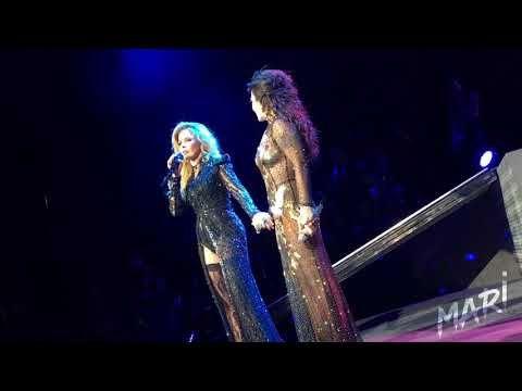 Alejandra Guzman Vs Gloria Trevi Yo Te Esperaba Versus World Tour 2018 Phoenix Arizona Youtube Gloria Trevi Alejandra Guzmán Trevi