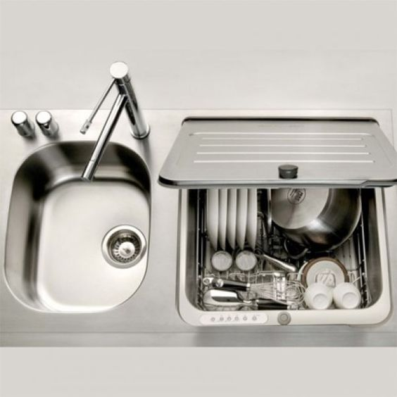 astuces gain de place petite cuisine - Marie Claire Maison