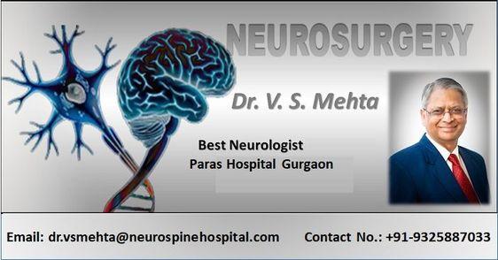 Dr. V. S. Mehta Neurologist