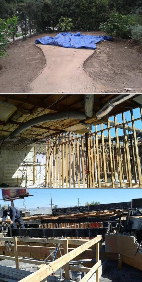 J & D Builders offers framing carpentry, concrete installation ...
