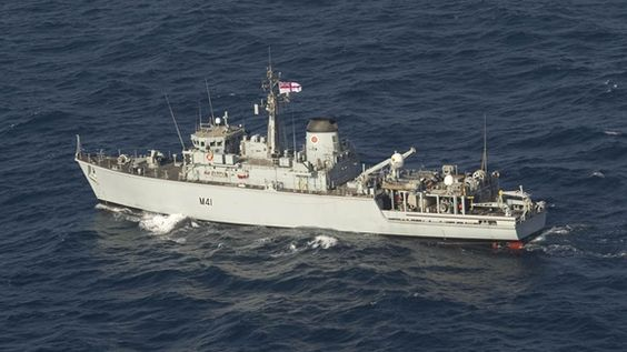 As one of the Royal Navy's Hunt Class MCMVs, HMS Quorn represents the cutting edge of Mine Countermeasures capability. Constructed from glass reinforced plastic, HMS Quorn utilises her powerful sonar, underwater mine disposal vehicles and embarked mine clearance divers to locate, prosecute and destroy mines anywhere in the world.