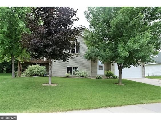 Super starter. Nicely treed and landscaped. Private backyard. Spacious deck great for entertaining. Unfinished basement with rough-in bath. Nice Vaulted ceilings in dining/living area.