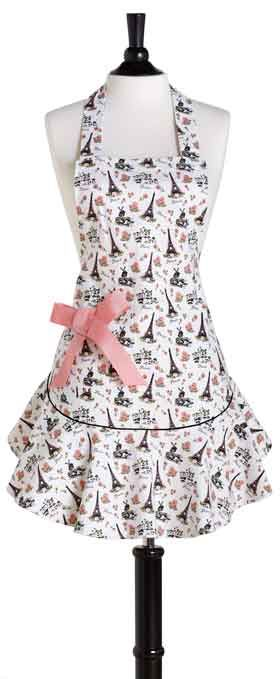 Apron. Husband does all the cooking, but i want this just because it is super cute!