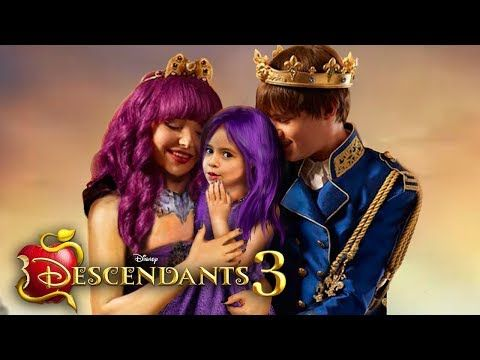 Disney channel descendants 3