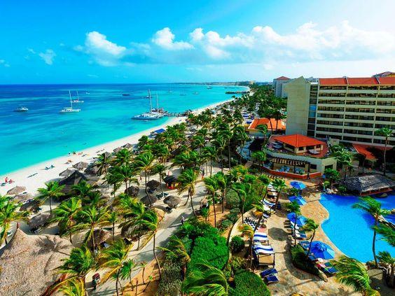 Aruba All Inclusive Resort  Occidental Grand Aruba Resort  Aruba Hotel