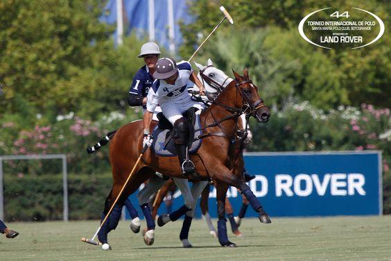 Dubai y Dos Lunas A&G Banca Privada son los primeros semifinalistas de la #CopaPlata @indidrinks del 44º Torneo Internacional @landrover de Polo que organiza Santa María Polo Club.  #PoloSotogrande