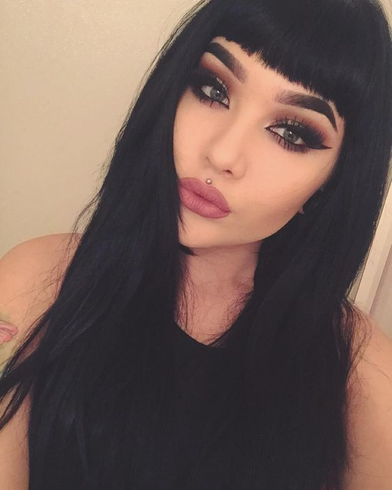 i love her hair, shes so pretty!: