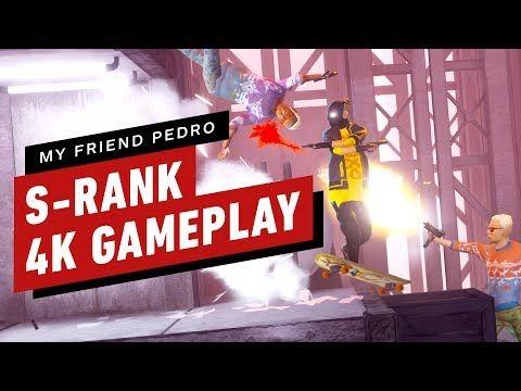 c205675e583ab4ee3b3cc4735bbded89 - How To Get S Rank In My Friend Pedro