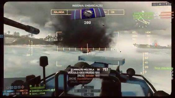 Battlefield 4 Ultimate Destruction Part 2 [Estúdio Gameplay]