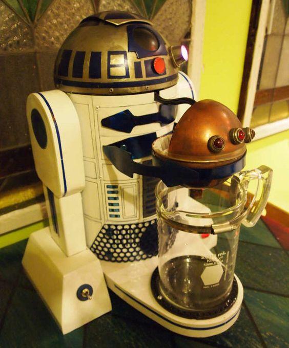 r2d2 coffee maker