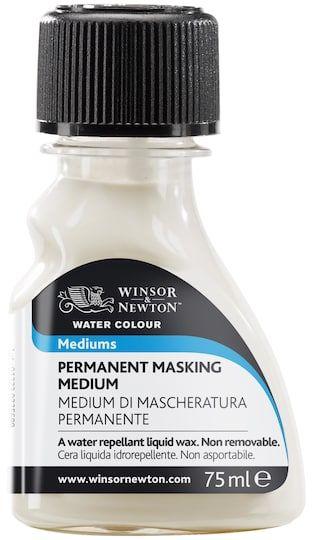 Winsor Newton Watercolor Medium Permanent Masking Medium